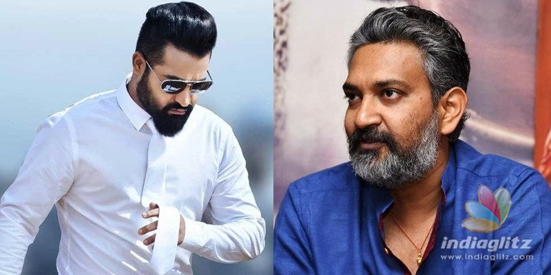 Cant find a better Bheem: Rajamouli wishes Tarak on birthday