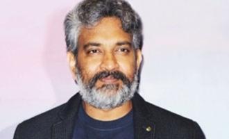 International Airport frustrates SS Rajamouli
