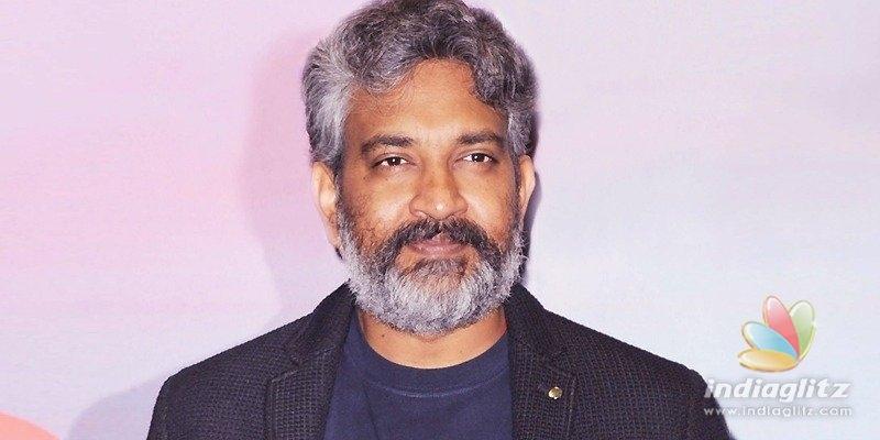 Rajamouli gives clarification amidst rumours