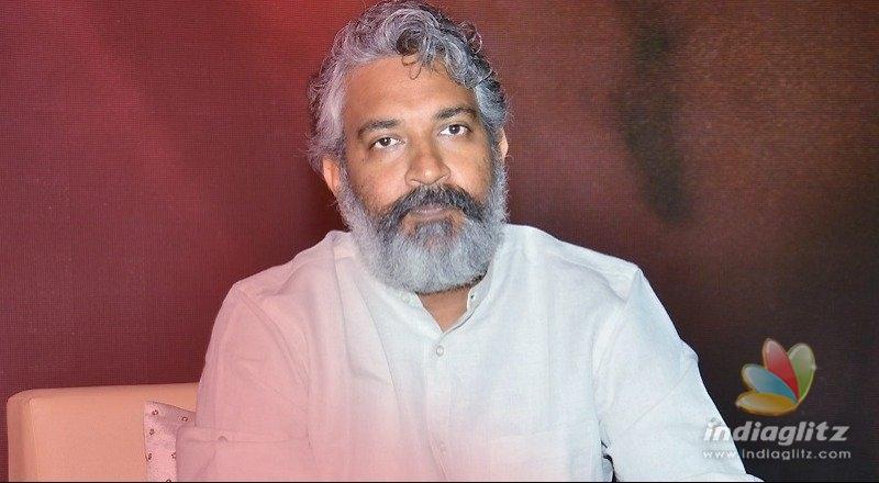 Rajamouli completes schedule despite setback