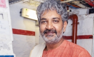 Good news from Rajamouli: Covid-19 gone!