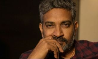 Rajamouli inspires American writer-animator!