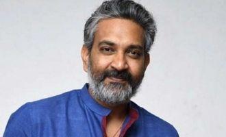 Rajamouli makes 'Aakashavani' official