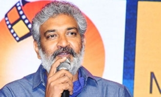 I am eagerly waiting to watch 'Check': SS Rajamouli