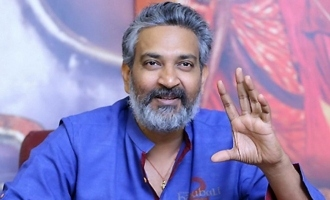 I love you anthe: Rajamouli