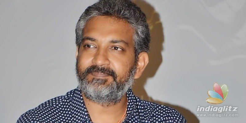 Rajamouli promotes a comedy entertainer