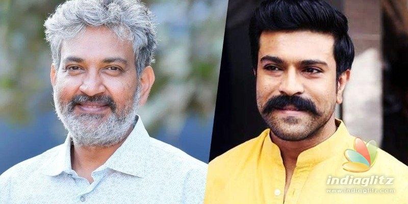 Rajamouli, Mega hero give a pat on Bollywood stars back