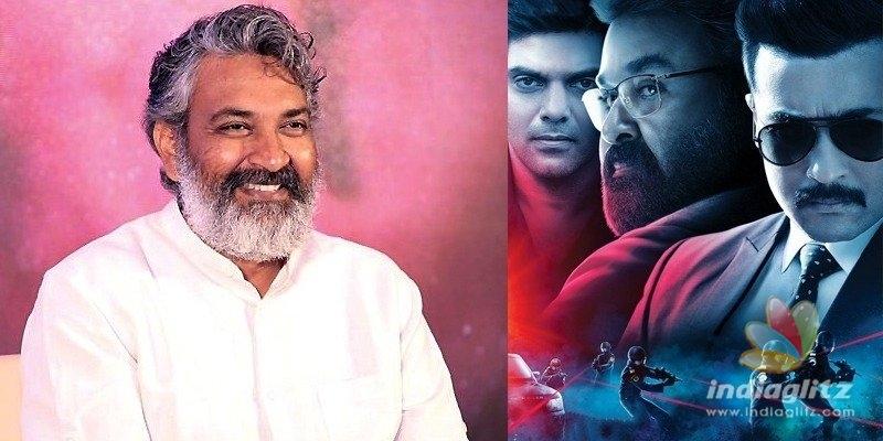 Rajamouli to reveal it about Suriyas next film