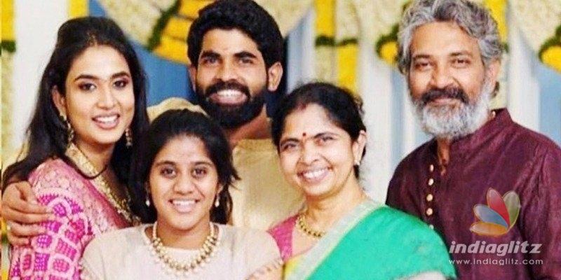 దిగ్గజ దర్శకుడు రాజమౌళికి కరోనా పాజిటివ్