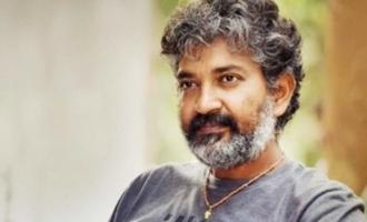 Director Rajamouli test Corona positive