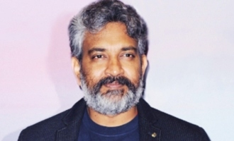 SS Rajamouli contracts Covid-19; Health is stable