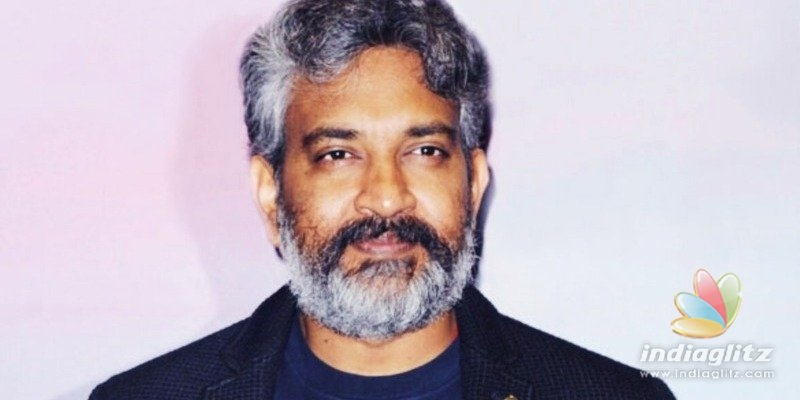Rajamouli has just two words so far about Mahesh Babus movie