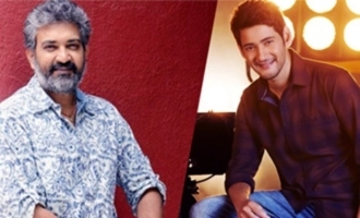 Rajamouli has just two words so far about Mahesh Babu's movie