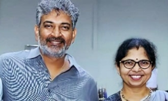 SS Rajamouli, wife perform puja as they enjoy a vacation