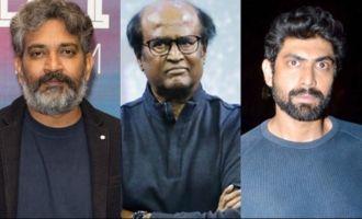 Rajamouli, Rajini, Rana & others mourn Atal's death