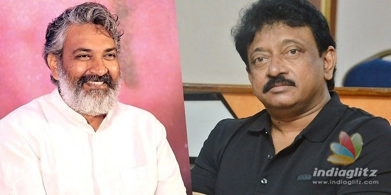 Rajamouli teases RGV publicly
