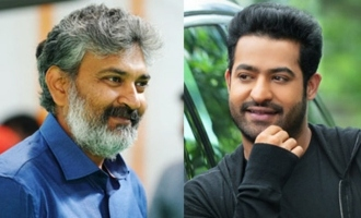 COVID-19 Effect: Catch Rajamouli, NTR & others on a video call