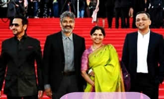 Russian Embassy recalls Rajamouli's words on 'Baahubali-2'