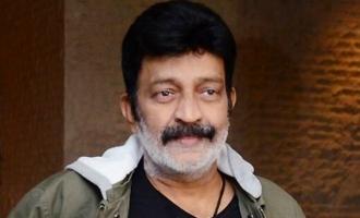 Tendering resignation, Rajasekhar gets emotional
