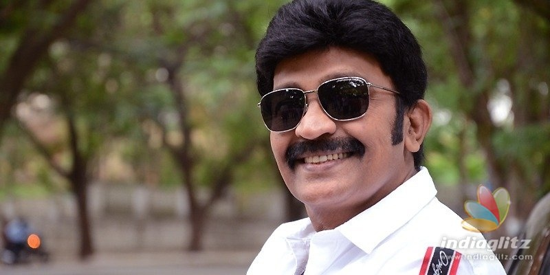Rajasekhar announces crazy project with wife, daughters