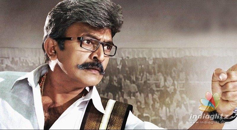 Rajasekhars political drama gets release date