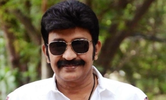Dr. Rajasekhar donates Rs 10 lakh for MAA