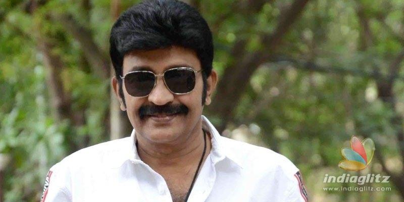 Rajasekhar is still on ventilator support: Hospital