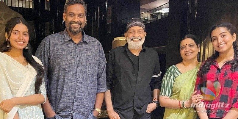 Gatham director Kiran to helm Rajasekhars 92nd movie