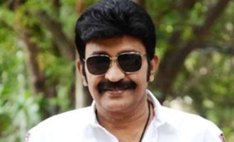 Dr. Rajasekhar's 'Shekar' resumes shoot in Araku