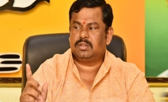 BJP MLA Raja Sing strong warning to George Reddy director and producer