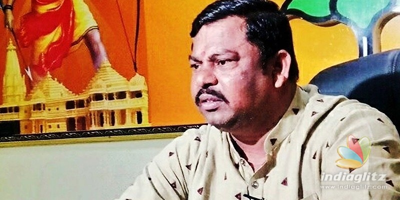 BJP MLA Raja Singhs gunmen, drivers contract Covid-19