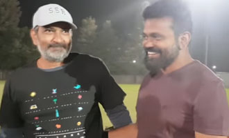 SS Rajamouli 11 and Sukumar 11 Friendly Cricket Match