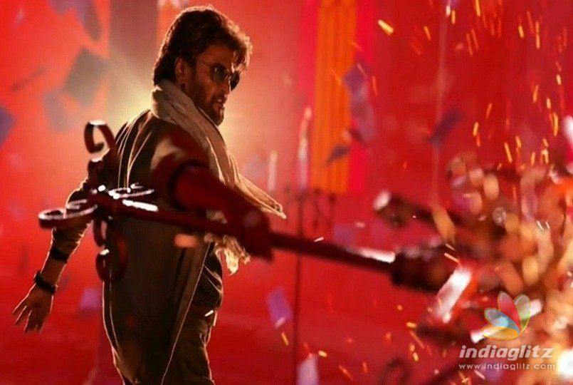 First Motion Poster of Rajinikanth's 165th film, Petta, now out
