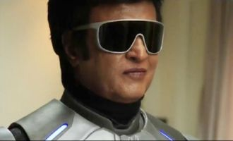 Rajinikanth's many avatars & one dwarf robot