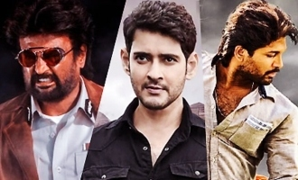 Dates of Rajini, Mahesh Babu, Allu Arjun revealed
