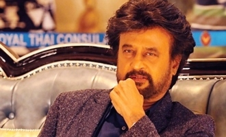 Rajinikanth wraps up dubbing for 'Darbar'