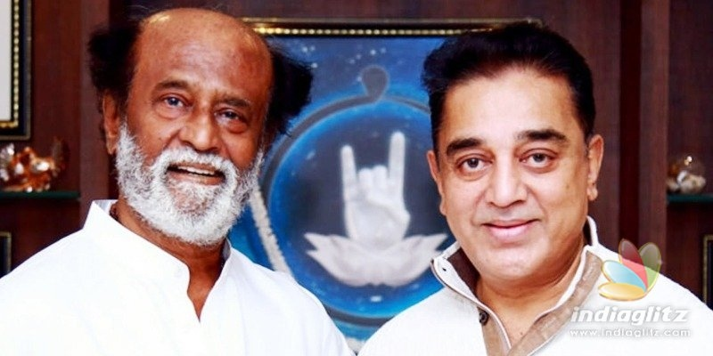 Rajinikanth-Kamal Haasans project is very much alive: Reports