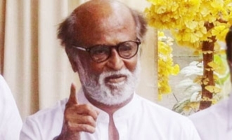 Ready to sacrifice life for people: Superstar Rajinikanth