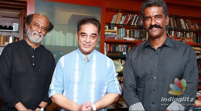 Rajinikanth invites Kamal for daughters wedding