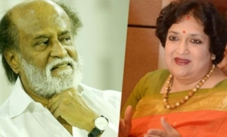 Audio tapes released Rajinikanth wife indirectly helped the fans concern