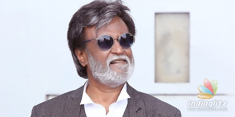 Govt gives Icon of Golden Jubilee to Rajinikanth