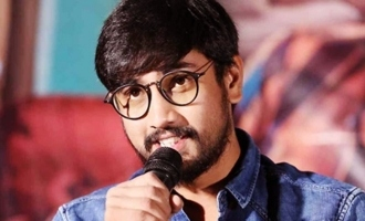 Raj Tarun explains his road accident