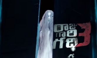 'Raju Gari Gadhi 3' Trailer: Scary shots sans comedy