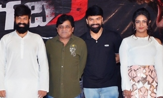'Raju Gari Gadhi 3' Trailer Launch