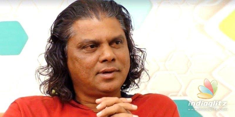 Rakesh Master has a silly take on RRR teaser politics