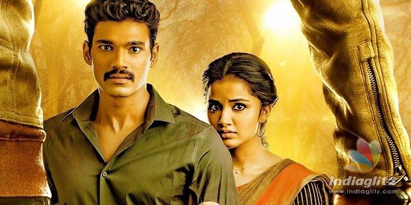 Rakshasudu Teaser: An anti-social element scares!