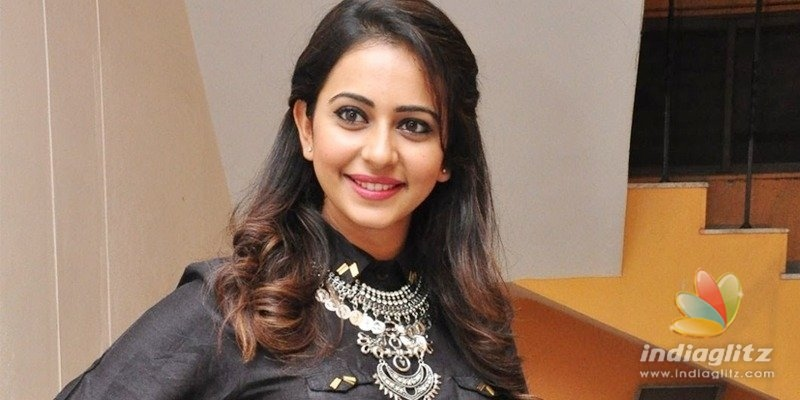 Rakul wants to be a certified scuba diver!