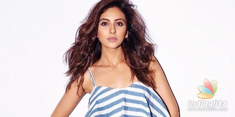 Rakul Preet Singhs Insta follower count goes past 15 million
