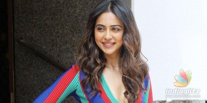 After Mayday, Rakul Preet Singh bags one more Hindi film