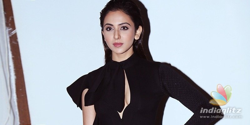 Rakul starts shooting for Indian-2